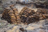 Ponad tysiąc pocisków i bomb leży koło skrzyżowania w Kędzierzynie-Koźlu. Są źle zabezpieczone - alarmują saperzy