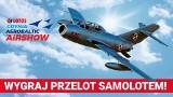 KONKURS! Wygraj ekscytujący przelot samolotem podczas LOTOS Gdynia Aerobaltic 2021 Airshow