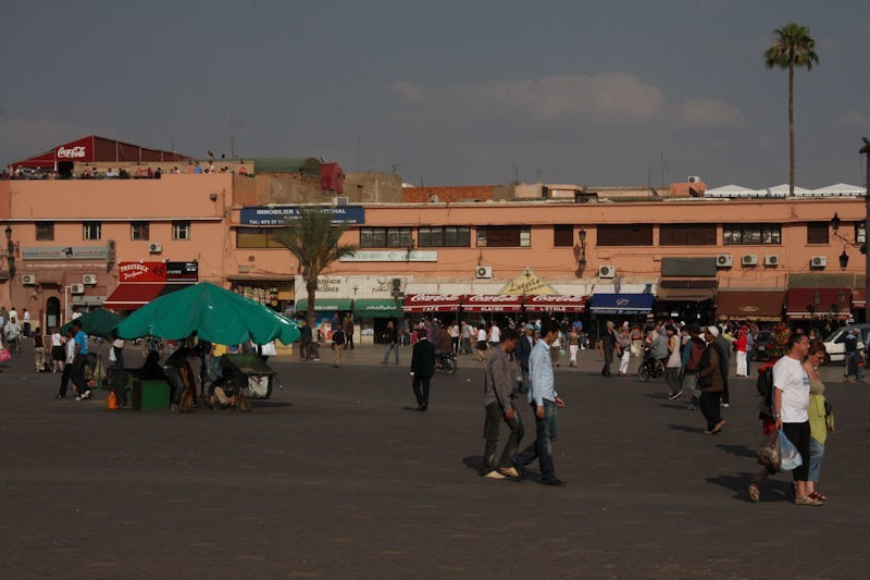 Plac Djemaa El Fna