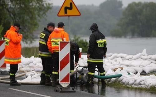 Ulewne deszcze na południu i zachodzie kraju mogą spowodować podniesienie się poziomów wody w naszym województwie.