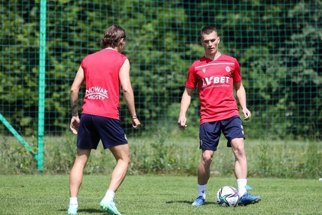 Hubert Sobol jest już w pełni zdrowy. W Myślenicach przygotowuje się do nowego sezonu w barwach Wisły Kraków