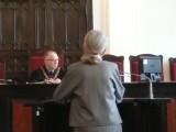 Kanclerz UTP w Bydgoszczy zeznawała dziś w sądzie w sprawie tragedii, do której doszło na terenie uczelni w 2015 roku