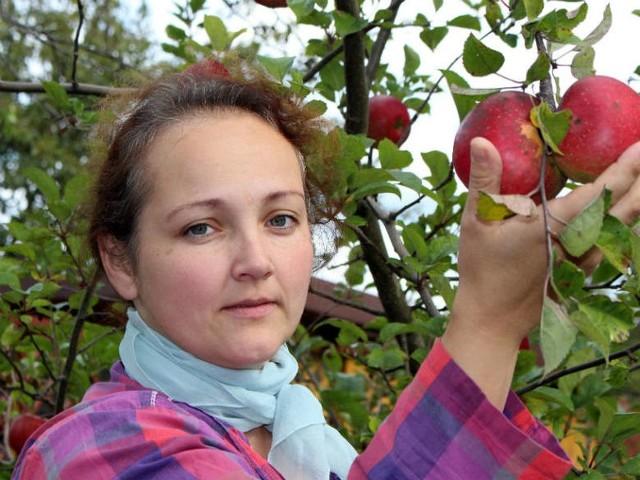 Jadwiga Brzozowska, instruktor ogrodnictwa PZD w Rzeszowie