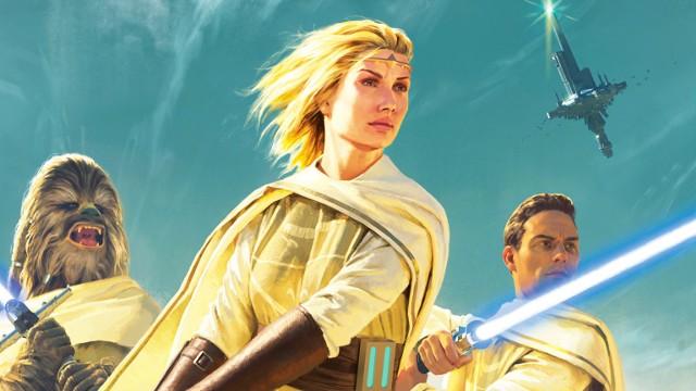 Nowe wydawnictwo przejęło wydawanie książek Star Wars w Polsce. Pierwsza premiera już w maju