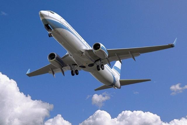 Samolot linii Enter Air (zdjęcie ilustracyjne)