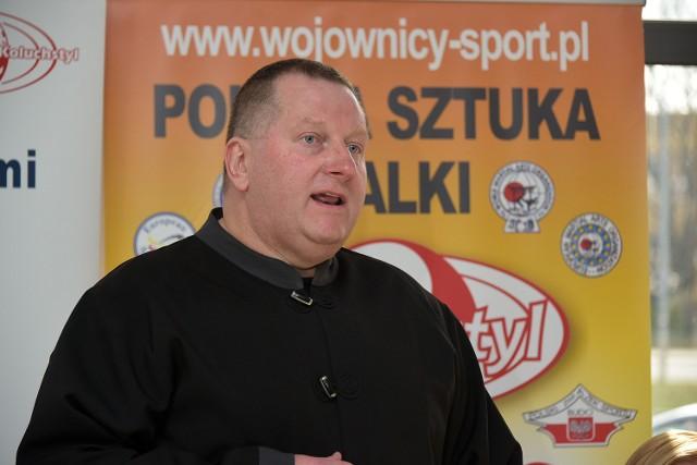 Dla Wiesława Kolucha nie ma rzeczy niemożliwych. Dyscyplinę sportu, której jest twórcą, zamierza wprowadzić na olimpijskie areny.