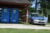 Urodziła dziecko w przenośnej toalecie w Kłobucku. Prokuratura umorzyła sprawę WIDEO+ZDJĘCIA