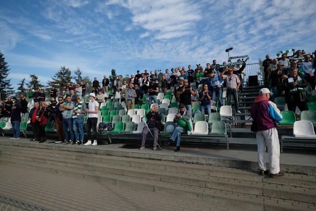 W przyszłym sezonie na stadionie Warty Poznań ma się pojawić m.in. zadaszenie głównej trybuny