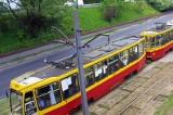 Stanęły tramwaje na al. Kościuszki
