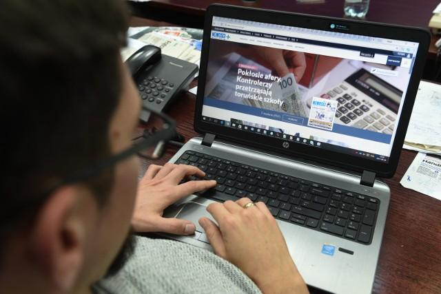 Prosta i intuicyjna struktura sprawia, że poruszanie się po stronie będzie łatwe dla każdego użytkownika, bez względu na stopień zaawansowania i wiedzy o cyfrowym świecie, a także niezależnie od urządzenia, z którego korzysta – komputera, smartfona czy tabletu.