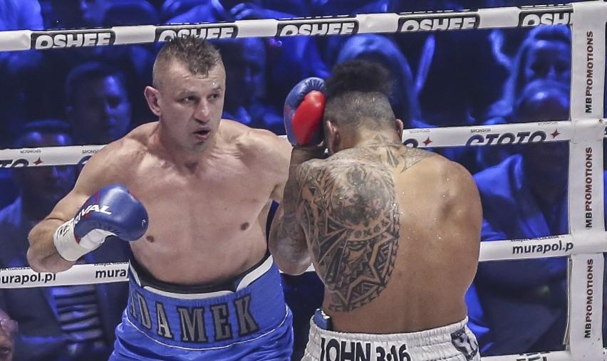 """Tomasz Adamek wraca na ring. To będzie pożegnalna walka """"Górala"""""""