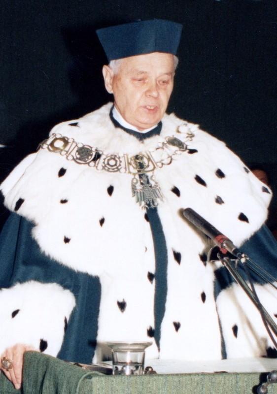 Profesor Włodzimierz Krolopp, były rektor Politechniki Lubelskiej, zmarł w wieku 85 lat