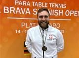 Dwa złote medale zielonogórzanina na turnieju w Hiszpanii