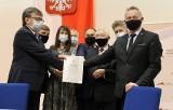 1,2 miliona złotych dla powiatu włoszczowskiego z Rządowego Funduszu Rozwoju Dróg