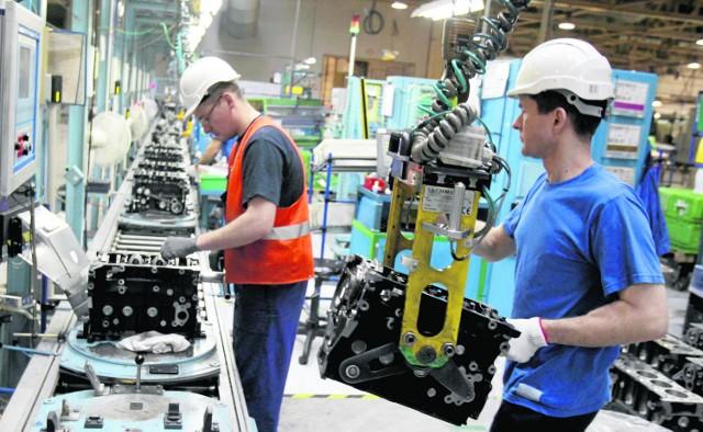 Projekt General Motors realizowany na obszarze Katowickiej Specjalnej Strefy Ekonomicznej stwarza również  szansę na utworzenie nowych miejsc pracy i kooperację z wieloma lokalnymi przedsiębiorcami
