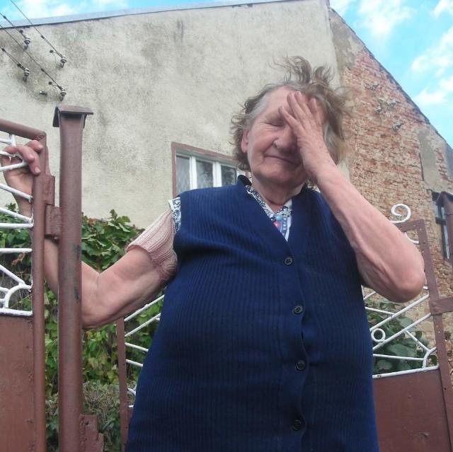 - Nie chciałabym, żeby nasza wioska do reszty się rozpadła. Przecież tu kiedyś radość była - mówi Romualda Błaszko, ostatnia mieszkanka Anachowa.