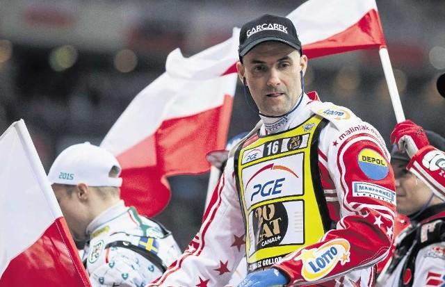 44-letni Tomasz Gollob w dorobku ma tytuł mistrza świata, a mistrzem Europy jeszcze nie był