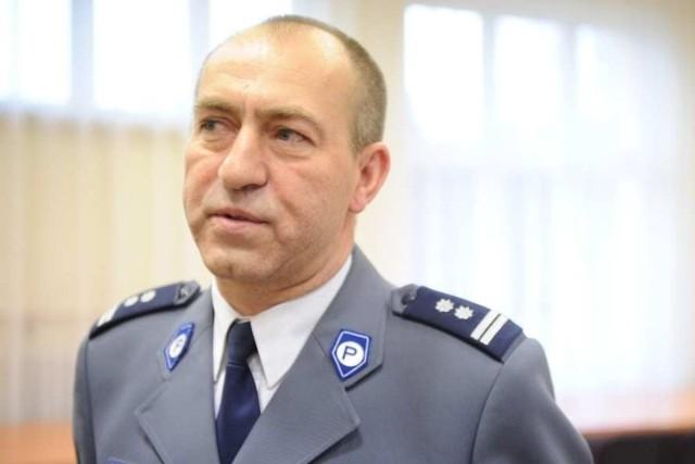 nowy komendant powiatowy policji w Kędzierzynie-Koźlu.