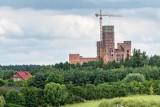 Zamek w Stobnicy: Jest decyzja wojewody. Budowa w Puszczy Noteckiej może być kontynuowana