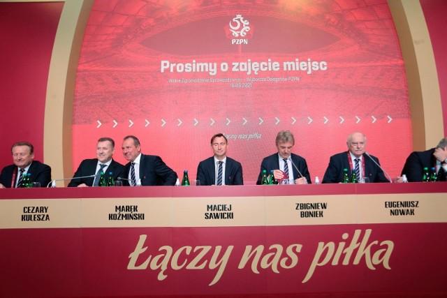Zbigniew Boniek zostawił PZPN z 54,5 mln złotych straty za 2020 rok.