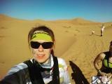 Runmageddon Sahara. Laura Bagińska przebiegła 120 km na pustyni: - Zachęcam i polecam każdemu!