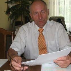Ryszard Kaliszewski, dyrektor II Liceum Ogólnokształcącego w Ostrołęce