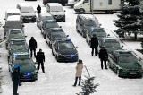 Służba celno-skarbowa otrzymała nowe pojazdy. To 15 nowoczesnych samochodów za ok. 2 mln złotych [ZDJĘCIA]