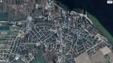 Puck widziany z kosmosu! Zobaczcie, jak zmieniało się miasto. Niecodzienna perspektywa!