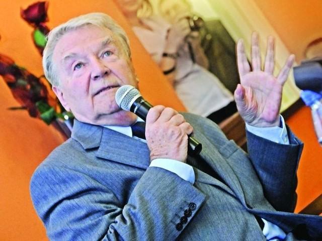 Pułkownik Dowgird - od tej roli w telewizyjnym serialu zaczęła się popularność Leonarda Pietraszaka