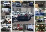 Parkowanie w Białymstoku. Zastawione chodniki, trawniki, brak przejścia. Nawet straż miejska zastawiła parkomat [ZDJĘCIA]