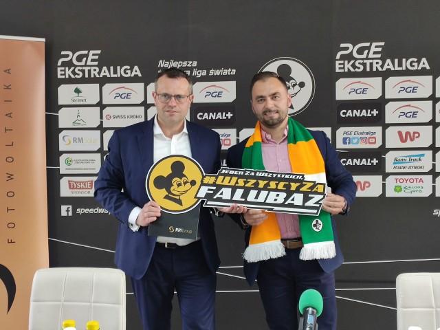 RM Solar Falubaz Zielona Góra - tak od środy 11 czerwca brzmi pełna nazwa klubu żużlowego.