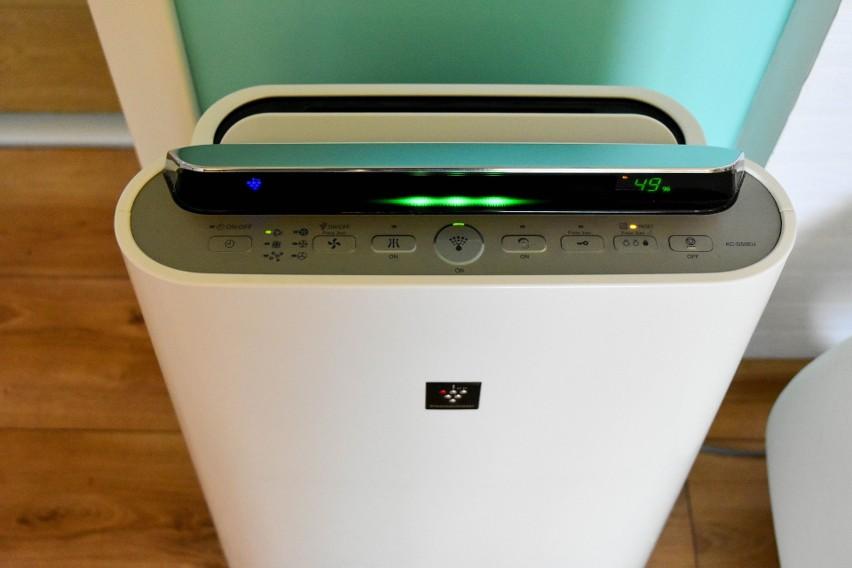Urządzenia takie jak oczyszczacze i nawilżacze powietrza...