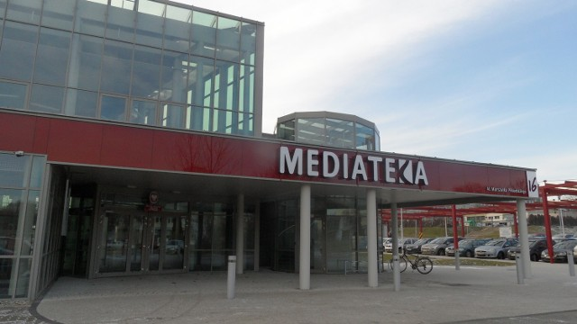 Mediateka XXI w Tychach