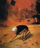 Motyw śmierci w malarstwie, czyli jak namalować ostateczność. Obrazy Beksińskiego, Goyi, Boscha, Malczewskiego, Breugela...