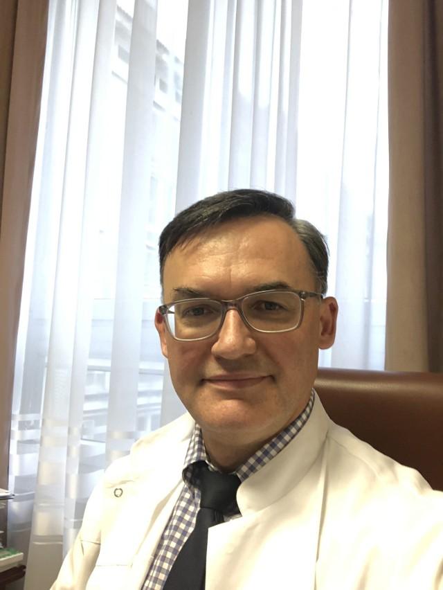 Prof. Konrad Rejdak, konsultant wojewódzki w dziedzinie neurologii