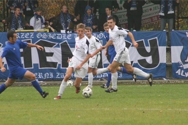 MKS Alwernia - Karpaty Siepraw, 25.10.2008 (IV liga)