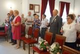 Uroczystość Złotych Godów w Opatowie. Jubilaci cytowali Mieczysława Fogga (ZDJĘCIA)