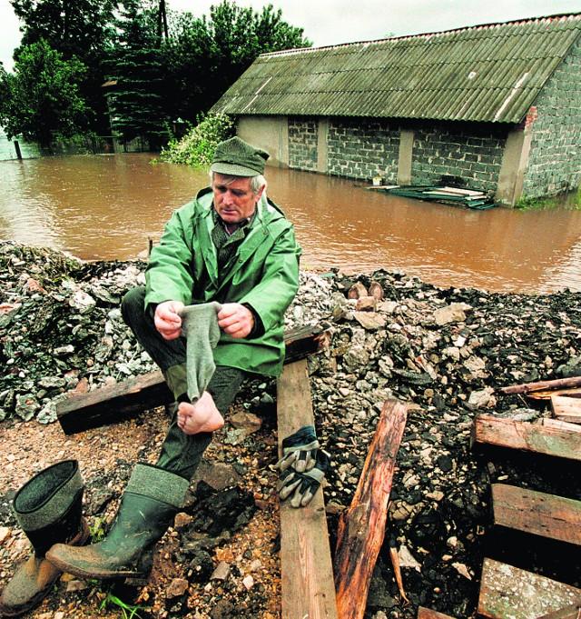 Państwo na odbudowę infrastruktury po powodzi przeznacza zawsze znaczne środki