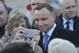 LUBUSKIE. Wizyta prezydenta RP Andrzeja Dudy w Gorzowie i Rokitnie [ZDJĘCIA]