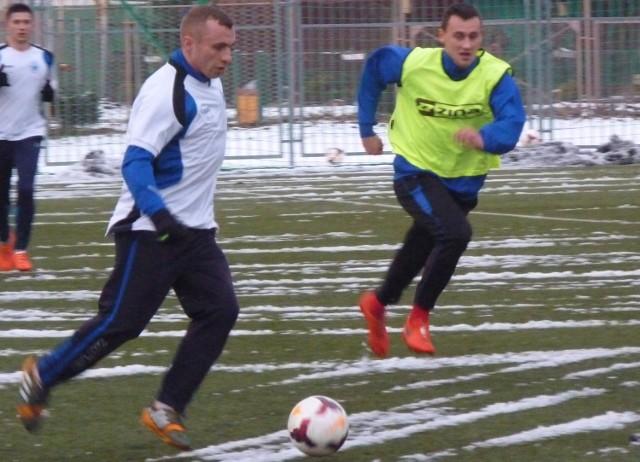 Przed kilkoma dniami Bałtyk Koszalin zmierzył się ze Sławą Sławno w meczu sparingowym. W kwietniu obie ekipy zagrają ze sobą w 1/8 finału rozgrywek o Puchar Polski.