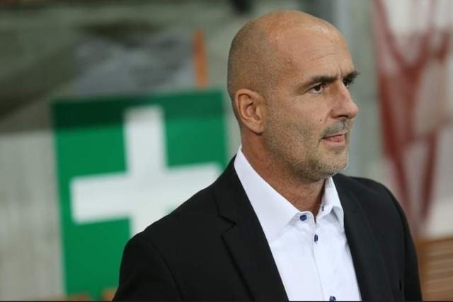 Michał Probierz - trener Jagiellonii Białystok