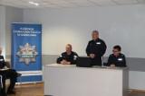Powiat oświęcimski. Policjanci złapali w ubiegłym roku dziewięciu na 10 przestępców