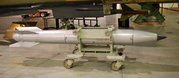Pocisk atomowy B61