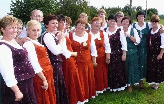 """Współorganizatorkami festiwalu są panie z zespołu """"Ale Babki"""" z Piesek"""