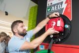 Sześć defibrylatorów w nowych miejscach we Wrocławiu