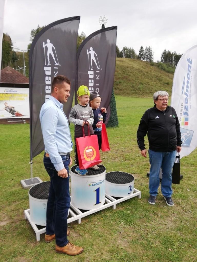 Puchar Podlasia w biegach na nartorolkach w Szelmencie