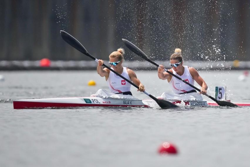 Karolina Naja i Anna Puławska zdobyły w Tokio srebro
