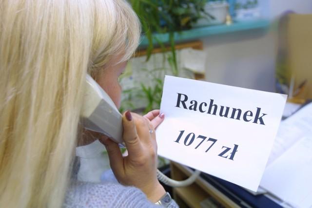 W sierpniu ubiegłego roku nasza Czytelniczka otrzymała niespotykanie duży rachunek. To wzbudziło jej podejrzenia. Na podstawie bilingu rodzina dowiedziała się, że ktoś z jej numeru korzystał z wysokopłatnych połączeń na numery 0 -700.