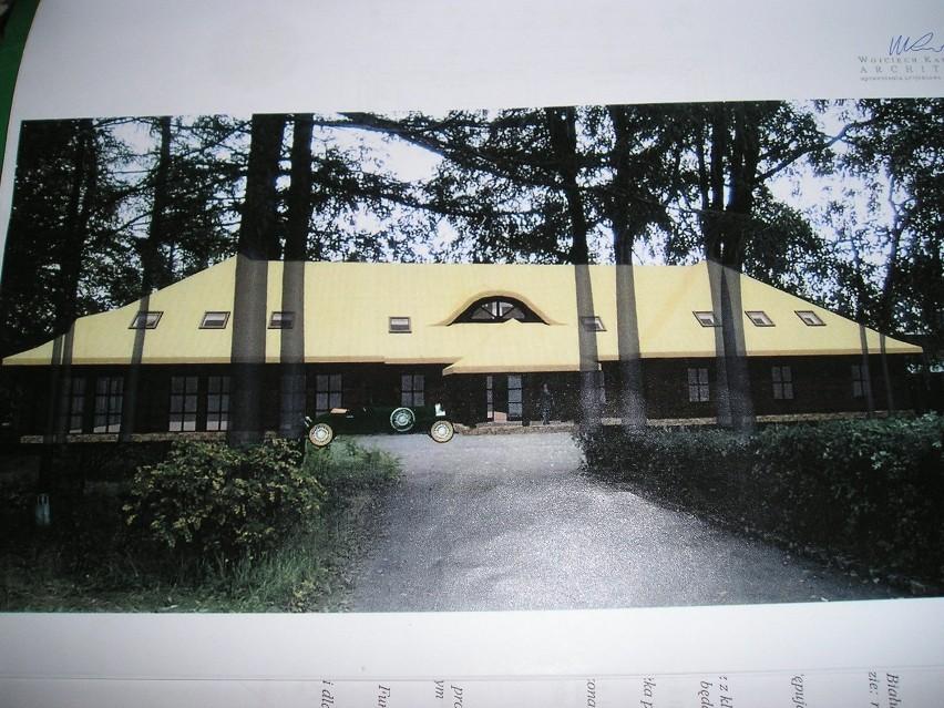 W motelu na gości ma czekać 80 miejsc hotelowych. Obok goście znajdą klub z barem, halę z boiskiem do piłki nożnej oraz korty tenisowe.