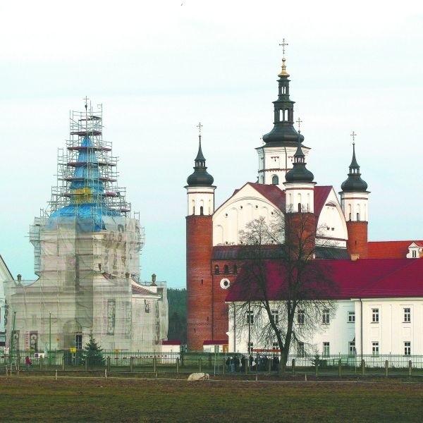 Przeciwko dotacji na supraski klasztor głosowali wszyscy podlascy posłowie PO - mówi poseł Czykwin